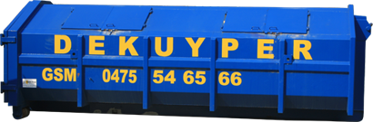 Dekuyper Containers